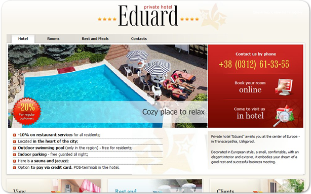 Project Eduard Hotel